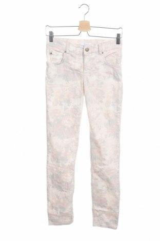 Дамски дънки Oui, Размер XS, Цвят Многоцветен, 77% памук, 21% полиестер, 2% еластан, Цена 14,18лв.