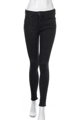 Дамски дънки Pepe Jeans, Размер S, Цвят Сив, 93% памук, 7% еластан, Цена 64,22лв.