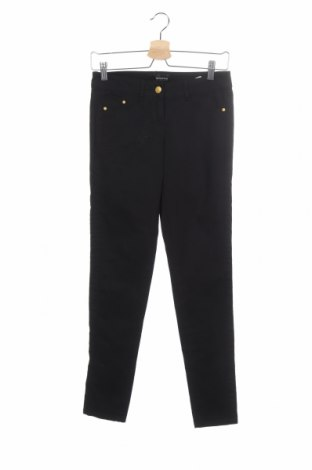 Дамски дънки Reserved, Размер XS, Цвят Черен, 97% памук, 3% еластан, Цена 31,90лв.