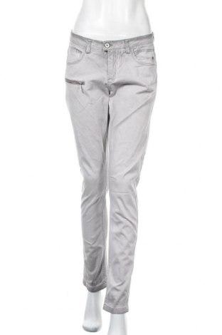 Дамски дънки S.Oliver, Размер M, Цвят Сив, 98% памук, 2% еластан, Цена 10,08лв.
