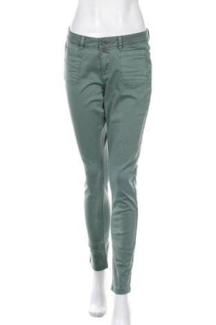 Дамски дънки S.Oliver, Размер S, Цвят Зелен, Цена 18,50лв.
