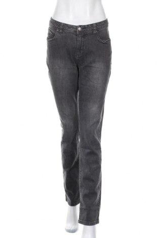 Γυναικείο Τζίν Woman By Tchibo, Μέγεθος L, Χρώμα Γκρί, 98% βαμβάκι, 2% ελαστάνη, Τιμή 16,24€