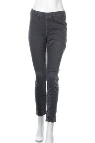 Дамски дънки Women by Tchibo, Размер S, Цвят Сив, 80% памук, 18% полиестер, 2% еластан, Цена 25,20лв.