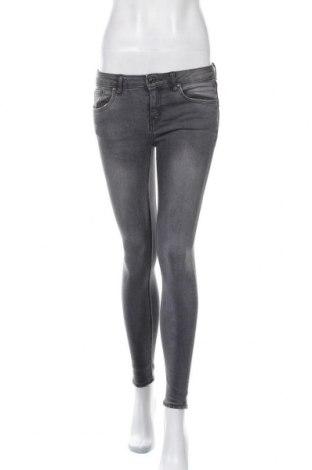 Дамски дънки Zara, Размер S, Цвят Сив, Цена 27,75лв.