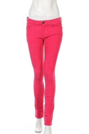 Дамски джинси Adidas Neo, Размер M, Цвят Розов, 99% памук, 1% еластан, Цена 40,30лв.