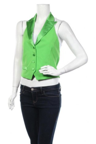 Дамски елек Imperial, Размер M, Цвят Зелен, 95% полиестер, 5% еластан, Цена 18,90лв.