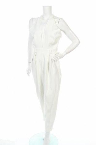 Γυναικεία σαλοπέτα Massimo Dutti, Μέγεθος M, Χρώμα Λευκό, 92% πολυεστέρας, 8% ελαστάνη, Τιμή 31,61€