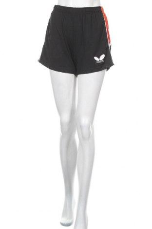 Γυναικείο κοντό παντελόνι, Μέγεθος S, Χρώμα Μαύρο, Πολυεστέρας, Τιμή 3,64€