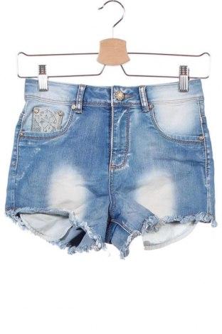 Γυναικείο κοντό παντελόνι, Μέγεθος XS, Χρώμα Μπλέ, Τιμή 11,11€
