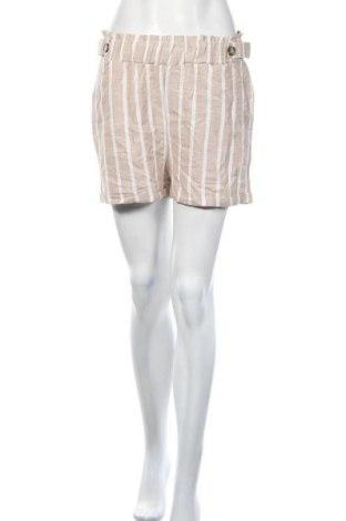 Дамски къс панталон, Размер S, Цвят Бежов, Памук, Цена 14,49лв.
