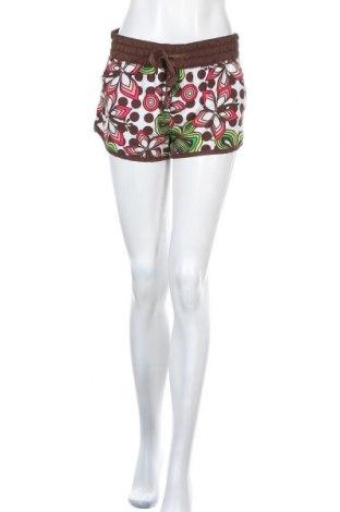 Γυναικείο κοντό παντελόνι, Μέγεθος M, Χρώμα Πολύχρωμο, Πολυεστέρας, Τιμή 8,28€