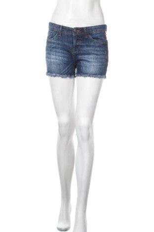 Γυναικείο κοντό παντελόνι Blue Motion, Μέγεθος S, Χρώμα Μπλέ, 98% βαμβάκι, 2% ελαστάνη, Τιμή 8,18€