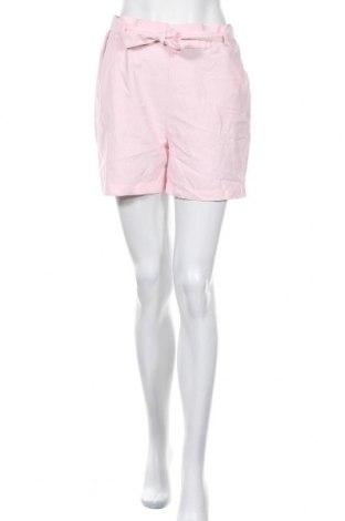 Γυναικείο κοντό παντελόνι Blue Seven, Μέγεθος XL, Χρώμα Ρόζ , Πολυεστέρας, Τιμή 9,26€