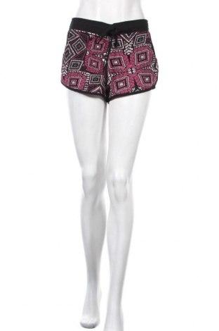Γυναικείο κοντό παντελόνι Clockhouse, Μέγεθος S, Χρώμα Πολύχρωμο, Πολυεστέρας, Τιμή 7,73€