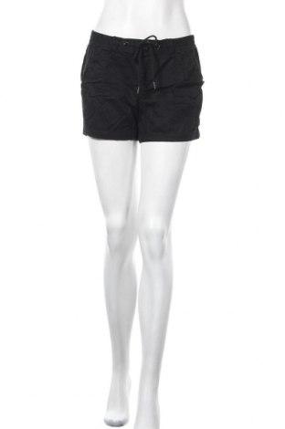 Γυναικείο κοντό παντελόνι Clockhouse, Μέγεθος S, Χρώμα Μαύρο, Βαμβάκι, Τιμή 5,72€