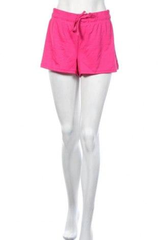 Γυναικείο κοντό παντελόνι Crivit, Μέγεθος XL, Χρώμα Ρόζ , Πολυεστέρας, Τιμή 7,31€