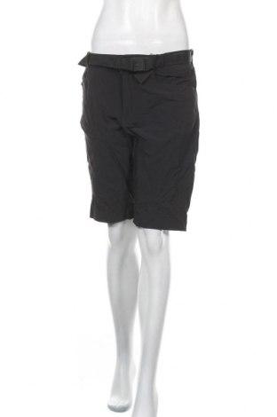 Γυναικείο κοντό παντελόνι Decathlon, Μέγεθος XL, Χρώμα Μαύρο, 86% πολυαμίδη, 14% ελαστάνη, Τιμή 9,74€