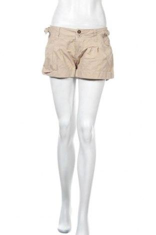 Γυναικείο κοντό παντελόνι Denim Co, Μέγεθος L, Χρώμα  Μπέζ, Βαμβάκι, Τιμή 4,77€