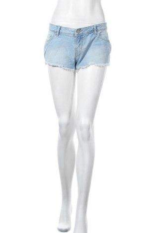 Γυναικείο κοντό παντελόνι Denim Co, Μέγεθος M, Χρώμα Μπλέ, Βαμβάκι, Τιμή 5,46€