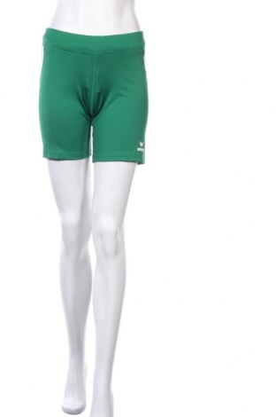 Γυναικείο κοντό παντελόνι Erima, Μέγεθος L, Χρώμα Πράσινο, 84% πολυεστέρας, 16% ελαστάνη, Τιμή 8,77€