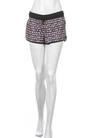Дамски къс панталон Etirel, Размер M, Цвят Многоцветен, Полиестер, Цена 4,73лв.