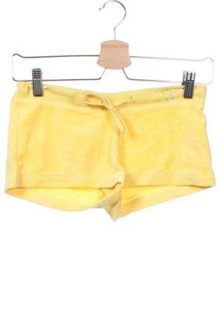 Дамски къс панталон Fishbone, Размер XS, Цвят Жълт, 80% памук, 20% полиестер, Цена 12,97лв.