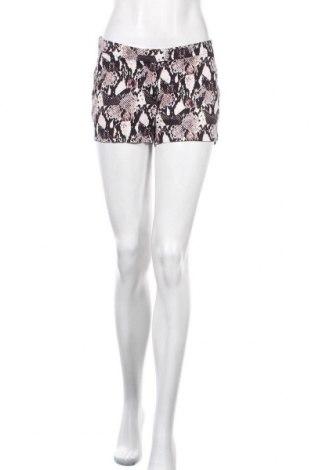 Γυναικείο κοντό παντελόνι H&M, Μέγεθος S, Χρώμα Πολύχρωμο, 98% βαμβάκι, 2% ελαστάνη, Τιμή 3,86€