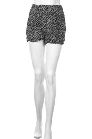 Γυναικείο κοντό παντελόνι H&M, Μέγεθος XS, Χρώμα Μαύρο, Βισκόζη, Τιμή 4,09€