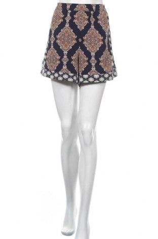 Γυναικείο κοντό παντελόνι H&M Conscious Collection, Μέγεθος M, Χρώμα Πολύχρωμο, Πολυεστέρας, Τιμή 3,90€