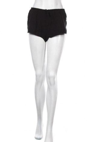Γυναικείο κοντό παντελόνι H&M Divided, Μέγεθος M, Χρώμα Μαύρο, Βισκόζη, Τιμή 7,27€