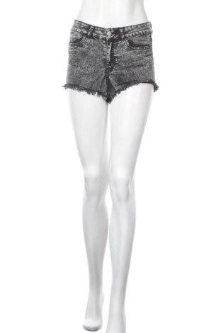 Γυναικείο κοντό παντελόνι H&M Divided, Μέγεθος S, Χρώμα Γκρί, Τιμή 9,94€