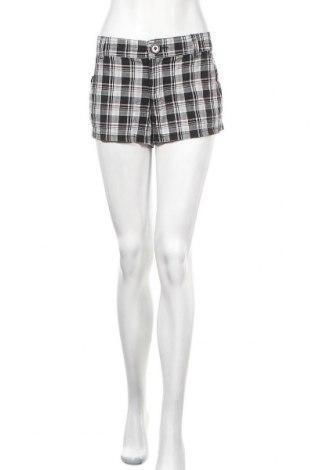 Дамски къс панталон H&M Divided, Размер M, Цвят Многоцветен, Памук, Цена 5,51лв.