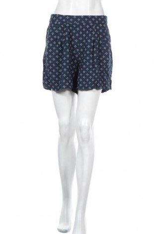 Γυναικείο κοντό παντελόνι H&M L.O.G.G., Μέγεθος L, Χρώμα Μπλέ, Βισκόζη, Τιμή 4,09€