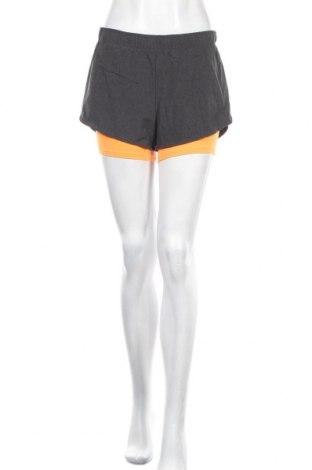 Γυναικείο κοντό παντελόνι H&M Sport, Μέγεθος S, Χρώμα Γκρί, 89% πολυεστέρας, 11% ελαστάνη, Τιμή 9,87€