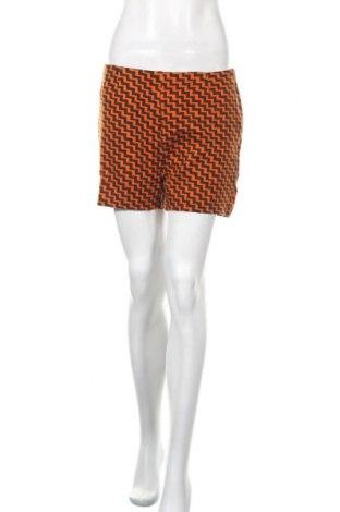 Дамски къс панталон Kling, Размер M, Цвят Оранжев, Полиестер, Цена 23,00лв.