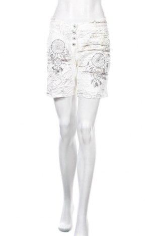 Γυναικείο κοντό παντελόνι Made In Italy, Μέγεθος L, Χρώμα Πολύχρωμο, Τιμή 9,25€