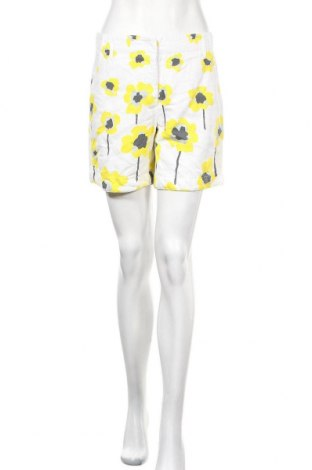 Γυναικείο κοντό παντελόνι Marc Cain, Μέγεθος S, Χρώμα Πολύχρωμο, Βαμβάκι, ραμί, λινό, άλλα νήματα, Τιμή 15,00€