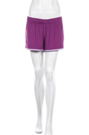 Γυναικείο κοντό παντελόνι Nike, Μέγεθος M, Χρώμα Βιολετί, Πολυεστέρας, Τιμή 10,13€