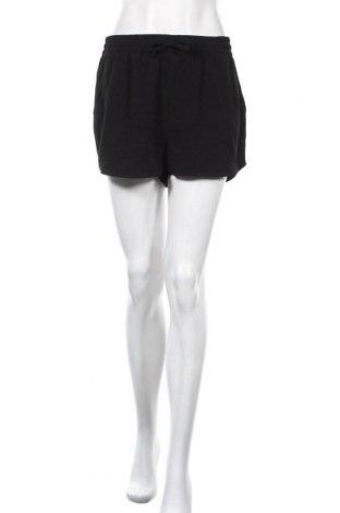Γυναικείο κοντό παντελόνι ONLY, Μέγεθος M, Χρώμα Μαύρο, 97% πολυεστέρας, 3% ελαστάνη, Τιμή 11,11€