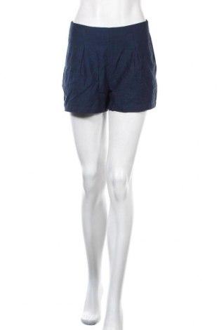Γυναικείο κοντό παντελόνι ONLY, Μέγεθος S, Χρώμα Μπλέ, Βαμβάκι, Τιμή 12,47€