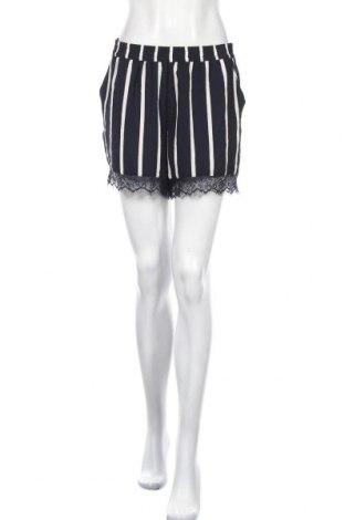 Γυναικείο κοντό παντελόνι ONLY, Μέγεθος L, Χρώμα Μπλέ, 97% πολυεστέρας, 3% ελαστάνη, Τιμή 17,18€