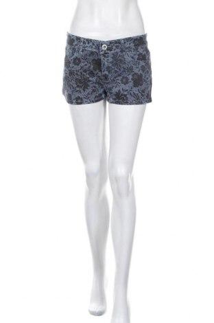 Γυναικείο κοντό παντελόνι Phillip Hardy, Μέγεθος M, Χρώμα Μπλέ, 78% βαμβάκι, 20% πολυεστέρας, 2% ελαστάνη, Τιμή 14,81€