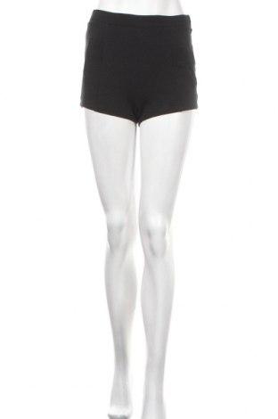 Γυναικείο κοντό παντελόνι Pimkie, Μέγεθος S, Χρώμα Μαύρο, 98% πολυεστέρας, 2% ελαστάνη, Τιμή 7,27€