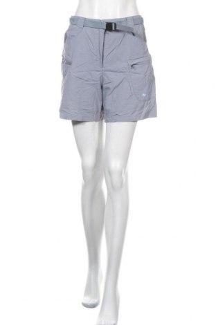 Дамски къс панталон Quechua, Размер M, Цвят Сив, Цена 12,50лв.