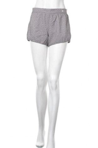 Γυναικείο κοντό παντελόνι Sophia, Μέγεθος S, Χρώμα Γκρί, 91% πολυεστέρας, 9% ελαστάνη, Τιμή 6,33€