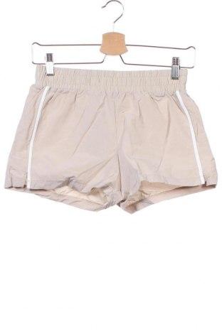 Γυναικείο κοντό παντελόνι Tally Weijl, Μέγεθος XS, Χρώμα  Μπέζ, 54% πολυεστέρας, 46% βαμβάκι, Τιμή 14,36€