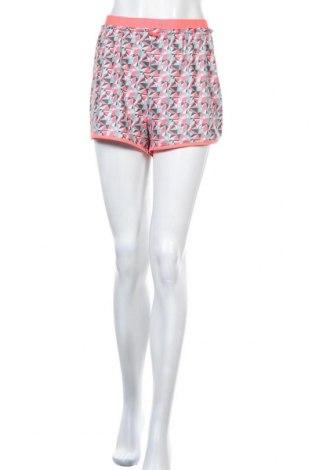 Γυναικείο κοντό παντελόνι Tex, Μέγεθος XL, Χρώμα Πολύχρωμο, 85% πολυεστέρας, 15% ελαστάνη, Τιμή 5,36€