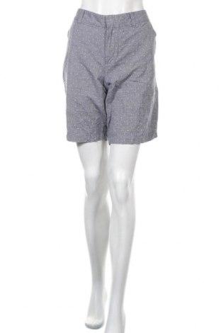 Γυναικείο κοντό παντελόνι Tommy Hilfiger, Μέγεθος XL, Χρώμα Μπλέ, 55% λινό, 45% βαμβάκι, Τιμή 8,64€