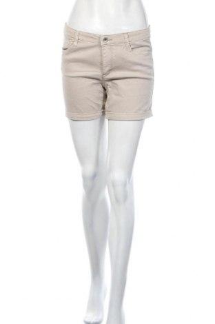 Γυναικείο κοντό παντελόνι Yessica, Μέγεθος S, Χρώμα  Μπέζ, Τιμή 5,46€