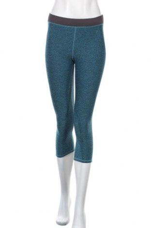 Γυναικείο κολάν H&M Sport, Μέγεθος S, Χρώμα Μπλέ, Τιμή 8,77€